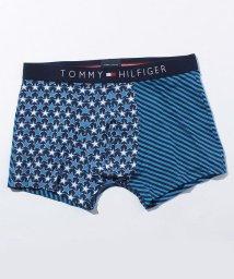 TOMMY HILFIGER MENS/アイコンストライプボクサートランクス/002144908