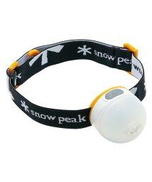 Snow Peak/スノーピーク/ランタン ソリッドステートランプ ゆきほたる/500005017