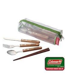COLEMAN/コールマン/キャンプ用品 テーブルウェア カトラリーセット IV/500007035