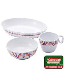 COLEMAN/コールマン/キャンプ用品 テーブルウェア カラフルディッシュウェアセット パーソナル/500007039