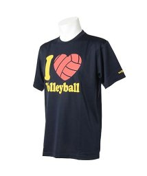 s.a.gear/エスエーギア/半袖グラフィックTシャツ I LOVE Volleyball/500008785