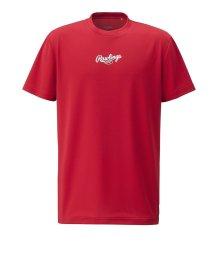 Rawlings/ローリングス/メンズ/ロゴTシャツ/500016909