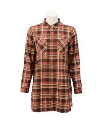 Alpine DESIGN/アルパインデザイン/レディス/長袖チュニックシャツ/500023204