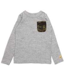 BREEZE / JUNK STORE/ポケットTシャツ/500029660