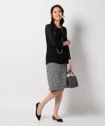 JIYU-KU /【セットアップ対応】TOURNIERルレックスツイード スカート/500031204