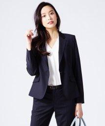 NIJYUSANKU/【スーツ】ファインネスウール 1釦テーラードジャケット/500033662