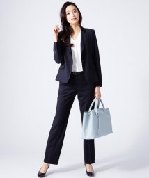 NIJYUSANKU/【スーツ】ファインネスウール パンツ/500033663
