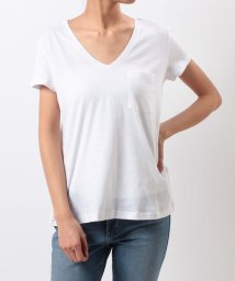 LEVI'S LADY/Levi's Made & Crafted-VネックTシャツ/500000692