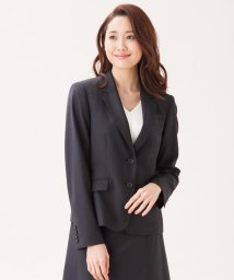 NIJYUSANKU/【スーツ】ファインネスウール 2釦テーラードジャケット/500033661