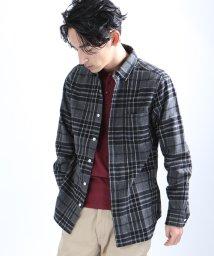 FREAK'S STORE/フランネルチェックシャツ/500038100