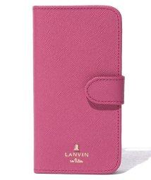 LANVIN en Bleu(BAG)/リュクサンブール iPhone7 ケース/LB0002929