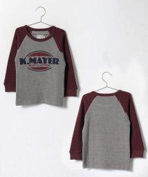 KRIFF MAYER(Kids)/ワッフルインナーロンT(110〜130cm)/500029391