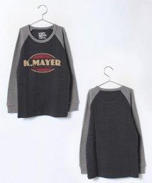 KRIFF MAYER(Kids)/ワッフルインナーロンT(140〜160cm)/500029392