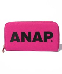 ANAP/ANAPロゴグリッター長財布/500033920