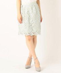 MISCH MASCH/花柄レースタイトスカート/002142399