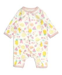 baby ampersand / F.O.KIDS MART/フルーツ柄カバーオール/500031984