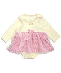 baby ampersand / F.O.KIDS MART/女児セパレート風カバーオール/500031985