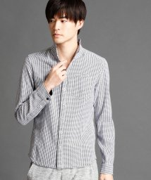 NICOLE CLUB FOR MEN/イタリアンカラーシャツ/500033444