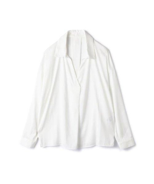 PROPORTION BODY DRESSING(プロポーション ボディドレッシング)/ジョーゼットブラウス/1217110001