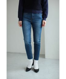 AZUL by moussy/カットオフSkinny Denim/500040239