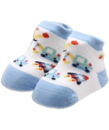 baby ampersand / F.O.KIDS MART/乗り物柄1Pソックス/500054341
