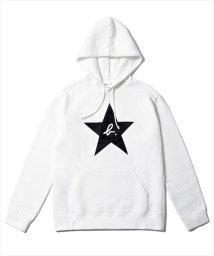 ADAM ET ROPE'/【agnes b. pour ADAM ET ROPE'】 SWEAT PARKA(STAR)/500062000