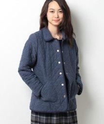 CARA O CRUZ/【セール特別提供品】キルティング中綿ジャケット/10246755N