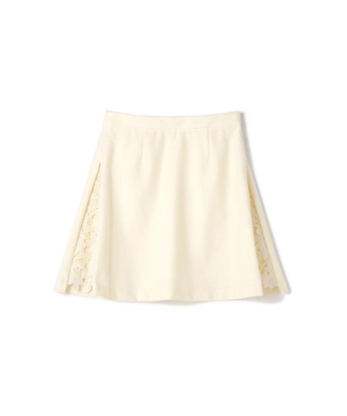 PROPORTION BODY DRESSING(プロポーション ボディドレッシング)/サイドレーススカート/1217120003