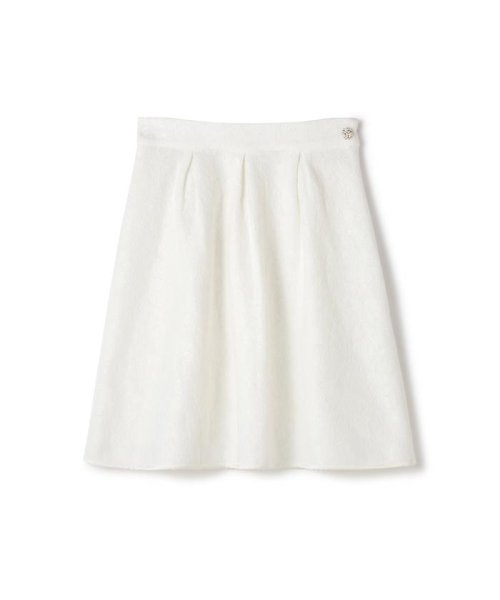 PROPORTION BODY DRESSING(プロポーション ボディドレッシング)/レースボンディングフレアスカート/1217120004