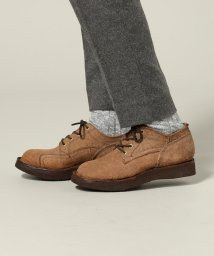 J.S Homestead/GRIZZLY BOOTS / グリズリーブーツ:LINE MAN OXFORD ROUGH OUT/500066030