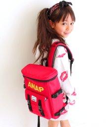 ANAP KIDS/3D刺繍ロゴリュック/500059509