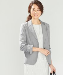 JIYU-KU /【セットアップ対応】ウースティウール テーラードジャケット/500068628