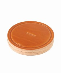 SAVE KHAKI/OWEN&FRED Leather Coaster Set/500076132