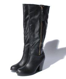 Bou Jeloud/サイドジップタッセル付ブーツ/500061630