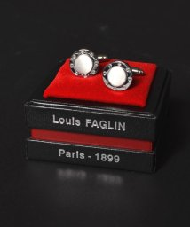 SHIPS MEN/LOUIS FAGLIN: シルバー 8ビス カフリンクス/500078645