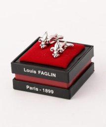 SHIPS MEN/LOUIS FAGLIN: シルバー フルール・ド・リス カフリンクス/500078646