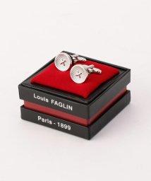 SHIPS MEN/LOUIS FAGLIN: シルバーボタン カフリンクス/500078647