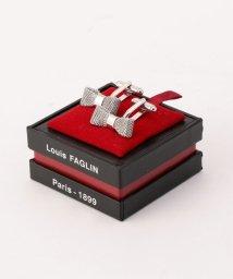 SHIPS MEN/LOUIS FAGLIN: シルバーリボン カフリンクス/500078648