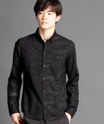 HIDEAWAYS NICOLE/迷彩柄ボタンダウンシャツ/500033451
