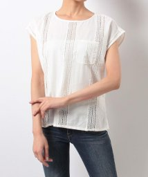 LEVI'S LADY/RELAXED WOVEN TEE CLOUD DANCER/500071701