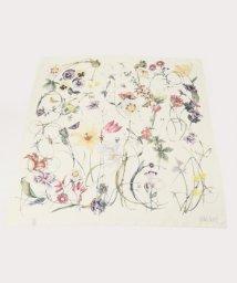 NIJYUSANKU/SCARF Flower スカーフL/500083182