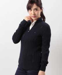 TOMMY HILFIGER WOMEN/クリケットセーター/500078000
