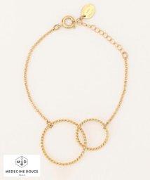 NIJYUSANKU/【MEDECINE DOUSE】WCircle Bracelet ブレスレッド/500086505