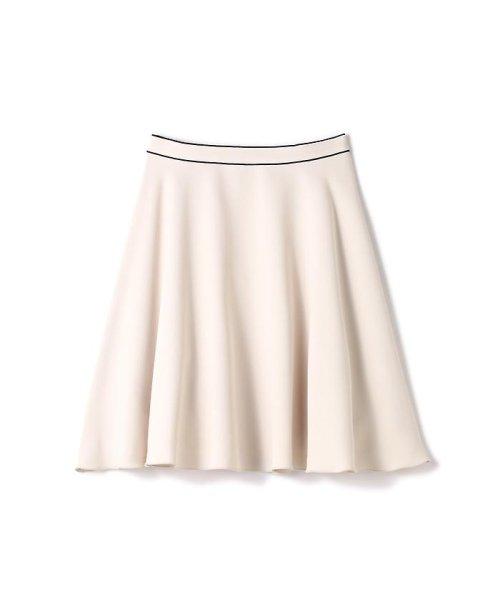 PROPORTION BODY DRESSING(プロポーション ボディドレッシング)/ダブルジョーゼットスカート/1217120101