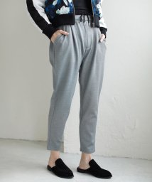 AZUL by moussy/Wウエストジョッパーズパンツ/500086361