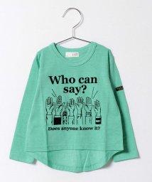 b-ROOM/TC挙手柄Tシャツ/500087562