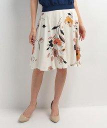 ELISA/フラワープリントスカート/500087101