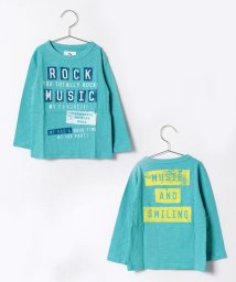 JEANS‐b2nd/rock musicロングTシャツ/500087763
