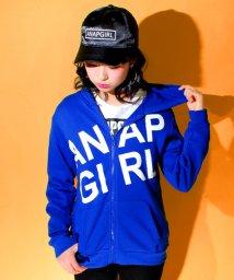 ANAP GiRL/【セットアップ対応商品】ビッグロゴジップパーカー/500088865