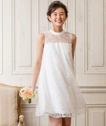 form forma/【ウェディングドレス】スタンドカラー Aラインショートウェディングドレス/500088282